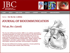 The Journal of Biocommunication, incorporating the Journal